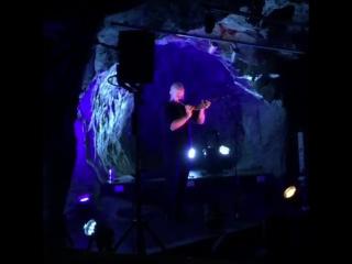 Einar Selvik playes in silver mine Kongsberg [3]