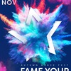 Fame Your Choreo Dance Fest 24-26.11