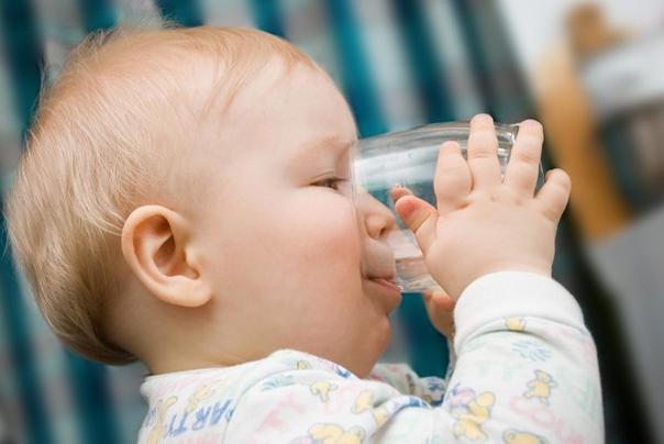 Водный обмен у детей.