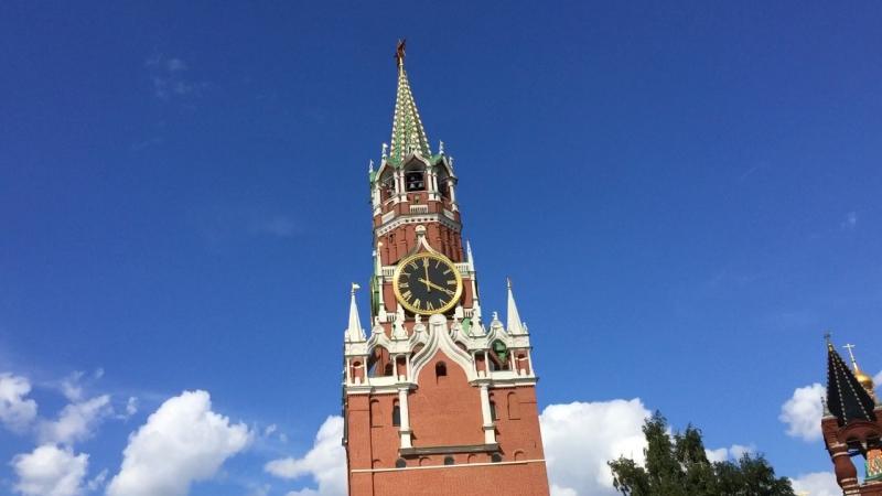 Куранты спасской башни московского кремля