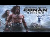 Conan. Освоение новых земель +test stream new settings