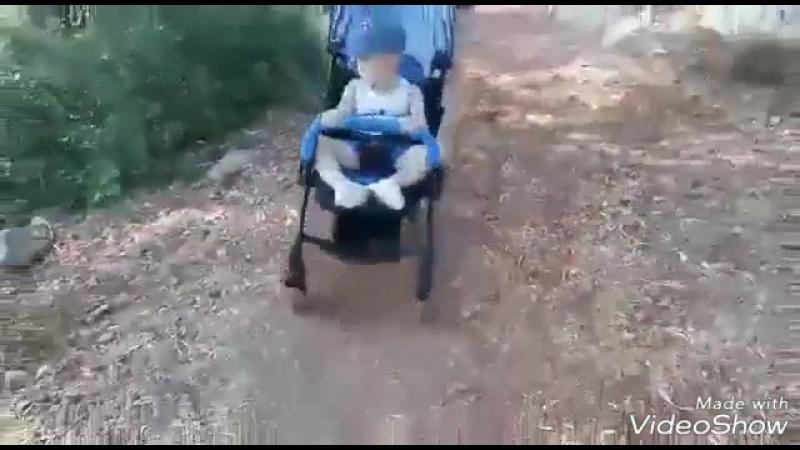 Уоуа - незаменимая коляска 👍