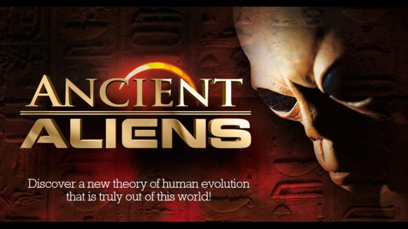 Древние пришельцы 12 сезон 5 серия. Проклятие фараона / Ancient Aliens (2017)