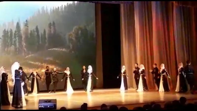 Даймохк 21.11.2017 . Благотворительный концерт.