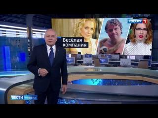 Выборы президента: Полонский и блондинки решили взять власть