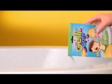 Zimpli Kids Slime Baff Single Use Bath Time Fun, Green Video