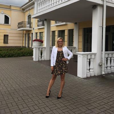 Анна Курепина