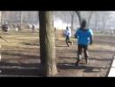 Титушки и Беркут нападают на майдановцев Мариинский парк 18 02 2014г