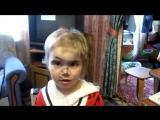 Маленькая девочка сама постриглась папа в шоке