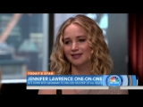 "Do you think about taking a break? ""I'm taking one. I don't have anything set for 2 years."" –Jennifer Lawrence"