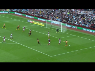 Aston Villa 1-1 Hull City
