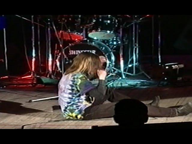 Самый пьяный концерт в мире. ГО, Ижевск, ДК Аксион, 19.12.1999 г.