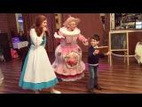 Тигран и Юлия Салибековы вместе с детьми участвуют в анимационных конкурсах