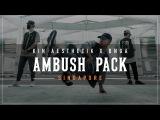 KINJAZ X BNGA  Ambush Pack Singapore  #AMBUSHPACK2 (PART 1)