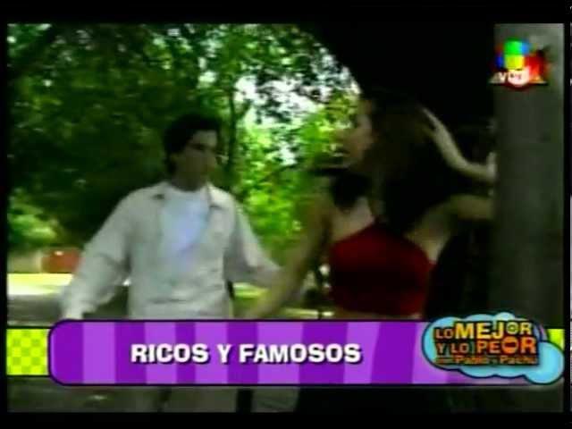 Natalia Oreiro . Venenosos de Siempre . Ricos y Famosos 1997