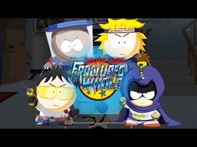 ЛОГОВО ВРАГА ► South Park: The Fractured But Whole 14