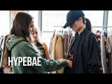 Emily Oberg Gives Us a BTS Look at the KITH SPORT NYFW Show