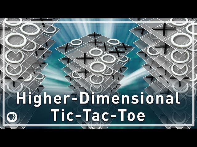 Higher Dimensional Tic-Tac-Toe   Infinite Series