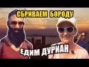 Женя сбрил бороду   Вторая попытка съесть дуриан   Как найти потерянное