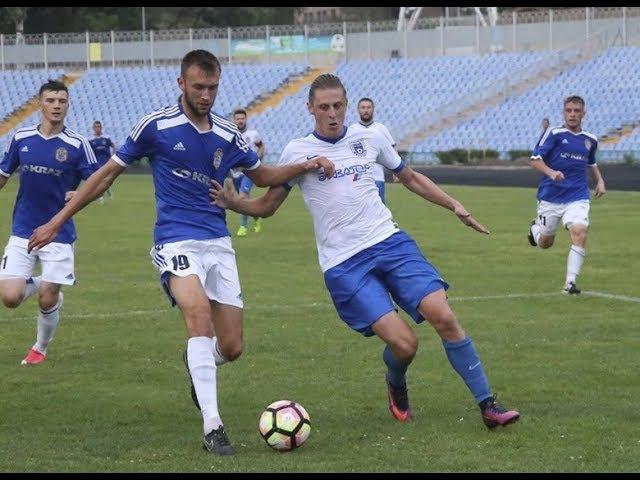 ОБЗОР МФК Николаев 2 0 2 0 Кремень Кременчуг 14 08 2017