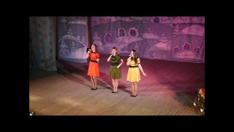 Песня «Колыбельная» вокальный ансамбль «Звонкая капель»ДШИ п Песковка