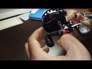 Leo DWS 60 катушка для зимней рыбалки первое впечатление.