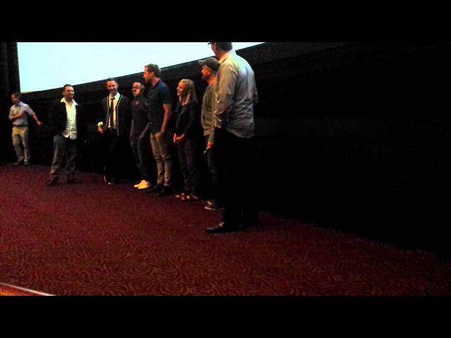 Veronica Mars screening QA