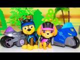 Щенячий патруль все серии подряд мультики для детей Игрушки Mission PAW Мультфильмы P...