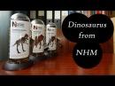 Обзор и сборка фигурок динозавров из NHM