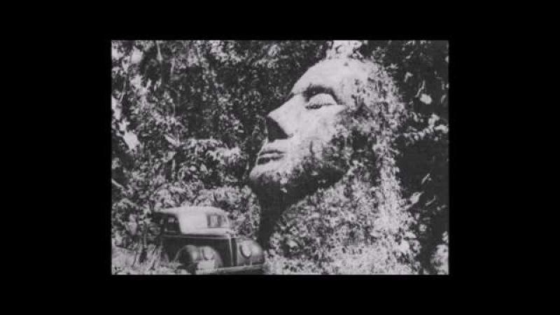 ►Таинственная каменная голова в Гватемале, бесследно исчезнувшая в 1950-х годах