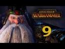 Прохождение Total War WARHAMMER 9 - Восемь пиков Карака Гномы