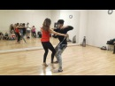 Sweet zouk demo - Felipe Garcia and Anna Grigoryeva