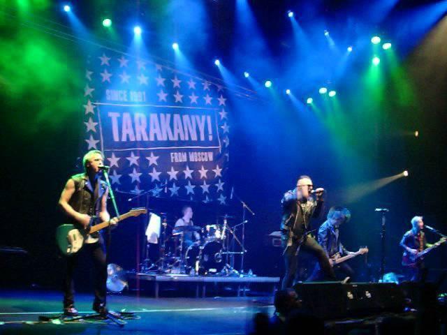 Tarakany! - Ramones set @ Glavclub Moscow, 29.03.2014 (full)