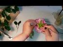 Сборка чашелистики и прочие зеленые мелочи