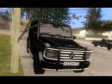 Mercedes Benz G55 AMG для GTA SAMP Замена модели машин в samp#2