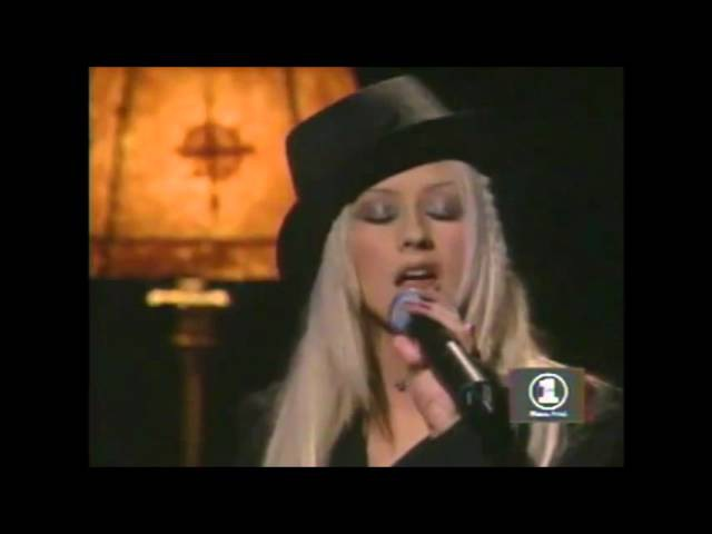 Christina Aguilera (Live at VH1 Men Strike Back 2000)
