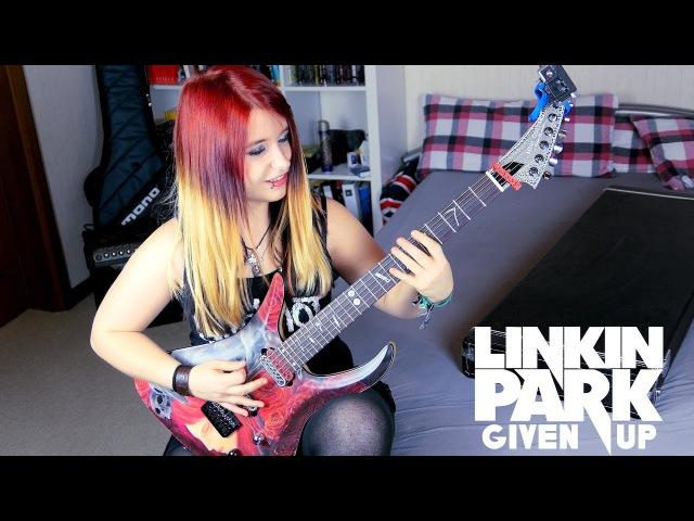 LINKIN PARK Given Up GUITAR COVER Jassy J