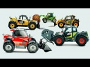 Modern Agriculture Equipment Telescopic Handlers