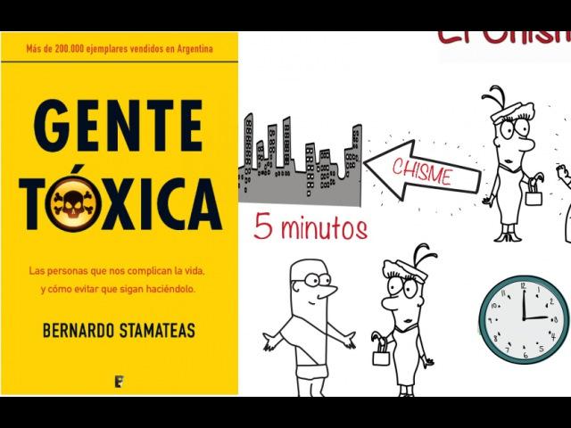 Gente Tóxica por Bernardo Stamateas - Resumen Animado