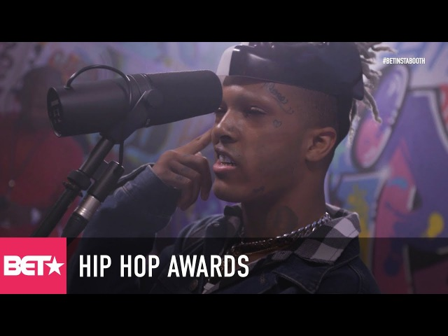XXXTentacion Instabooth Freestyle | BET Hip Hop Awards 2017