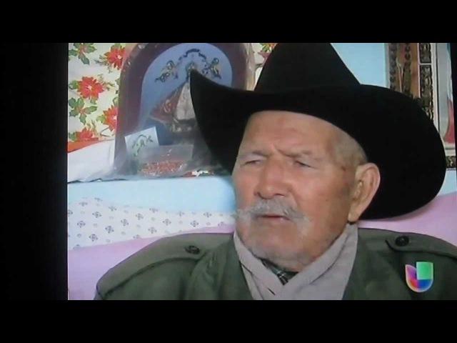 Pancho Villa contado por su escolta personal Guillermo Flores de 115 anos de edad en Aqui y Ahora