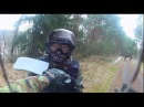 Русский мясник на страйкболе / Airsoft Axe