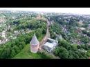 Смоленск пролёт над городом