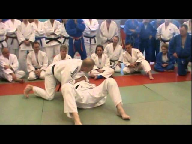 Gawthorpe Competition Ne waza Techniques