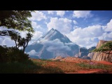 Uncharted 4 Ambience  Madagascar Mountains (ASMR, Relaxation, White Noise)