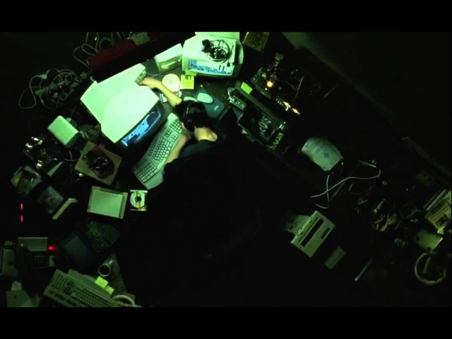 Neo's Apartment Ambience (The Matrix) - Programming/Hacking Ambient Sounds/White Noise