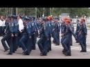 Присяга в Ногинском Спасательном Центре МЧС России