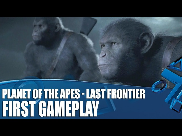Planet Of The Apes - Last Frontier: First Gameplay with Andy Serkis