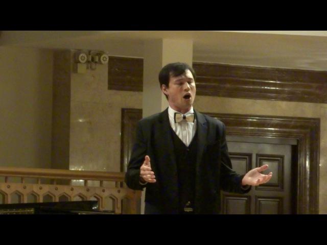Questa o quella Rigoletto Verdi - Ярамир Низамутдинов. Риголетто. Тенор. Классика. БКЗ. Казань.