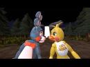 Чика Бонни. Часть 4 - 5 Ночей с Фредди Анимация Фнаф анимация
